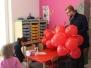 Goście z balonami