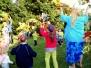Piknik i pasowanie na przedszkolaka wrzesień 2012