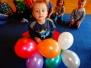 Urodzinki Konradka