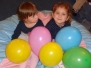 Urodzinki Zuzi i  Julki
