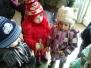Wielkanocne stroiki, czyli nasze przedszkolaki w kwiaciarni