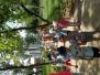 Wycieczka Ogród Zmysłów w Poddębicach
